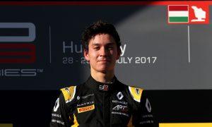 GP3 racer Jack Aitken gets Renault F1 test