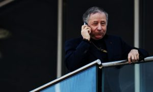 Todt in communication with Honda and willing to help
