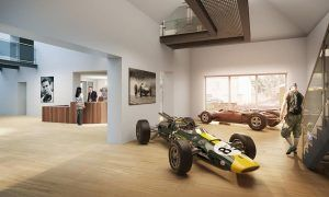 Jim Clark Museum project secures final funding