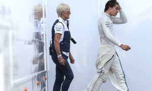 Williams' Lance Stroll in unknown territory