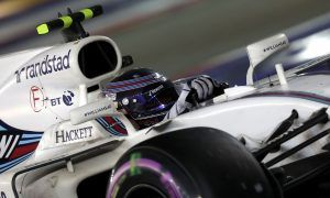Lance Stroll says run to P8 was 'fantastic'