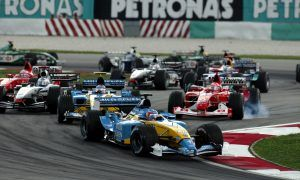 F1 fans to vote on classic Malaysian GP stream
