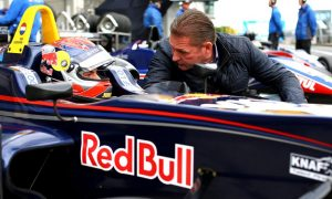 Video: Father knows best, says Max Verstappen