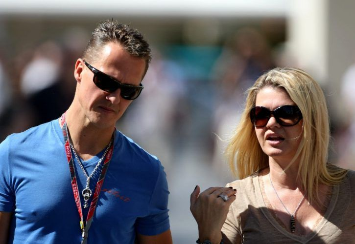 Michael Schumacher USA Treatment
