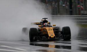 Hulkenberg urges Pirelli to improve wet weather tyres
