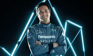Nelson Piquet Jr. joins Panasonic Jaguar Racing in Formula E
