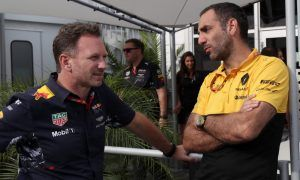 Renault and Red Bull heading to a split?