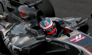 Haas shifts focus to 2018, but still seeks seventh