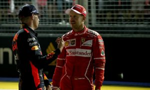 'Political' reasons fueled decision not to punish Vettel - Jos Verstappen