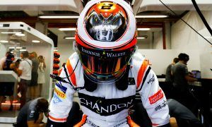 Vandoorne prepares for 'a first and a last' in Malaysia