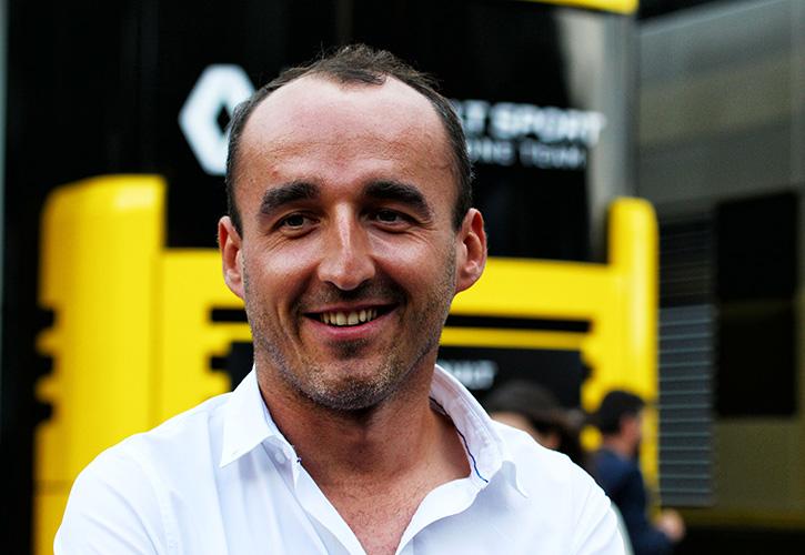 Robert Kubica Villeneuve