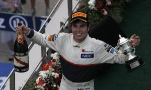 Malaysia 2012: When second felt like a win for Checo!