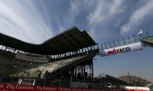 Mexico City F1 track intact after earthquake