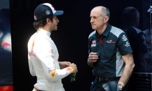 Tost critical of Sainz's will to leave Toro Rosso