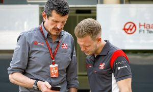 Magnussen enjoying life at straightforward Haas