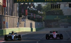 Hamilton and Ocon: absolute finishers!