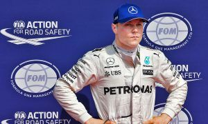 Bottas targets 'room for improvement' following new contract