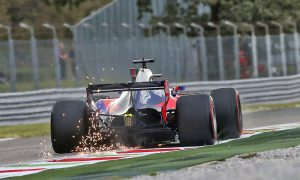 Kvyat leads the field in driver penalty points