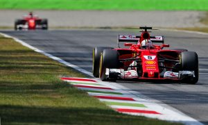 Vettel still seeking confidence after Monza practice
