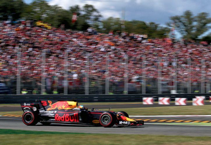 Daniel Ricciardo, Red Bull, Italian Grand Prix
