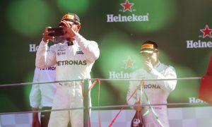 Hamilton: 'You're a villain when you beat Ferrari in Italy'
