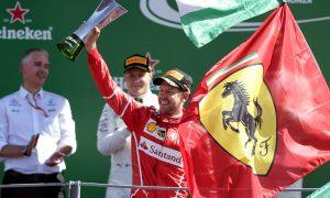 Vettel: 'plenty of positives' despite Monza setback