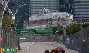 Verstappen takes over for Red Bull in FP3