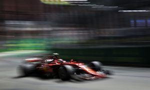 Ferrari feeling frazzled after Friday practice slump