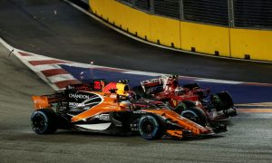 Alonso laments missed podium opportunity in Marina Bay