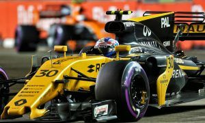 Palmer shines and clinches best-ever F1 finish