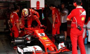 Vettel title hopes hit by engine disaster