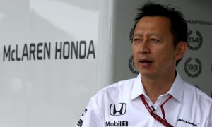Honda not giving up on McLaren insists Hasegawa