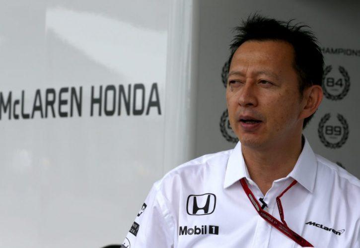 Yusuke Hasegawa, Head of Honda Formula 1 Project