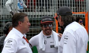 McLaren shareholders to Brown: 'Do whatever it takes to win!'