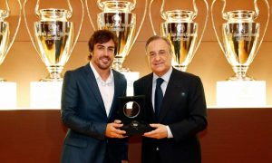Alonso made honorary member of Real Madrid!