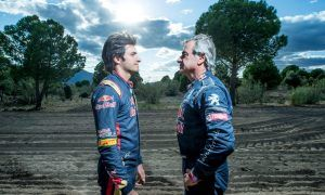 Video: It's an epic Sainz vs Sainz showdown!