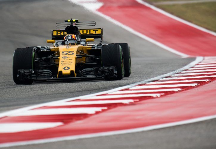 Carlos Sainz thankful to Renault for making transition 'very smooth'