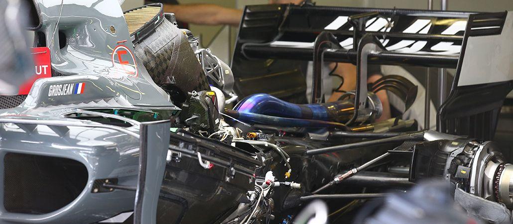 Tech F1i - Haas' F1 homecoming in Austin