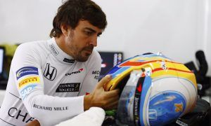 'Starting from zero each year' detrimental to Honda - Alonso