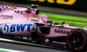 Force India pair to make the most of grid position bonus