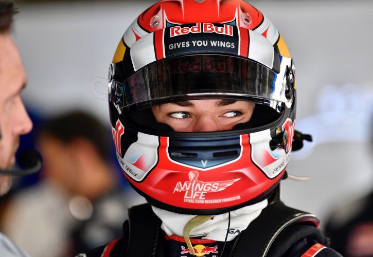 Honda 'want' Gasly to race in Austin