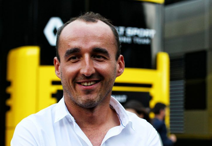 Robert Kubica: Polish driver completes first Williams F1 test