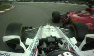 New footage exonerates Stroll of any blame in post-race crash