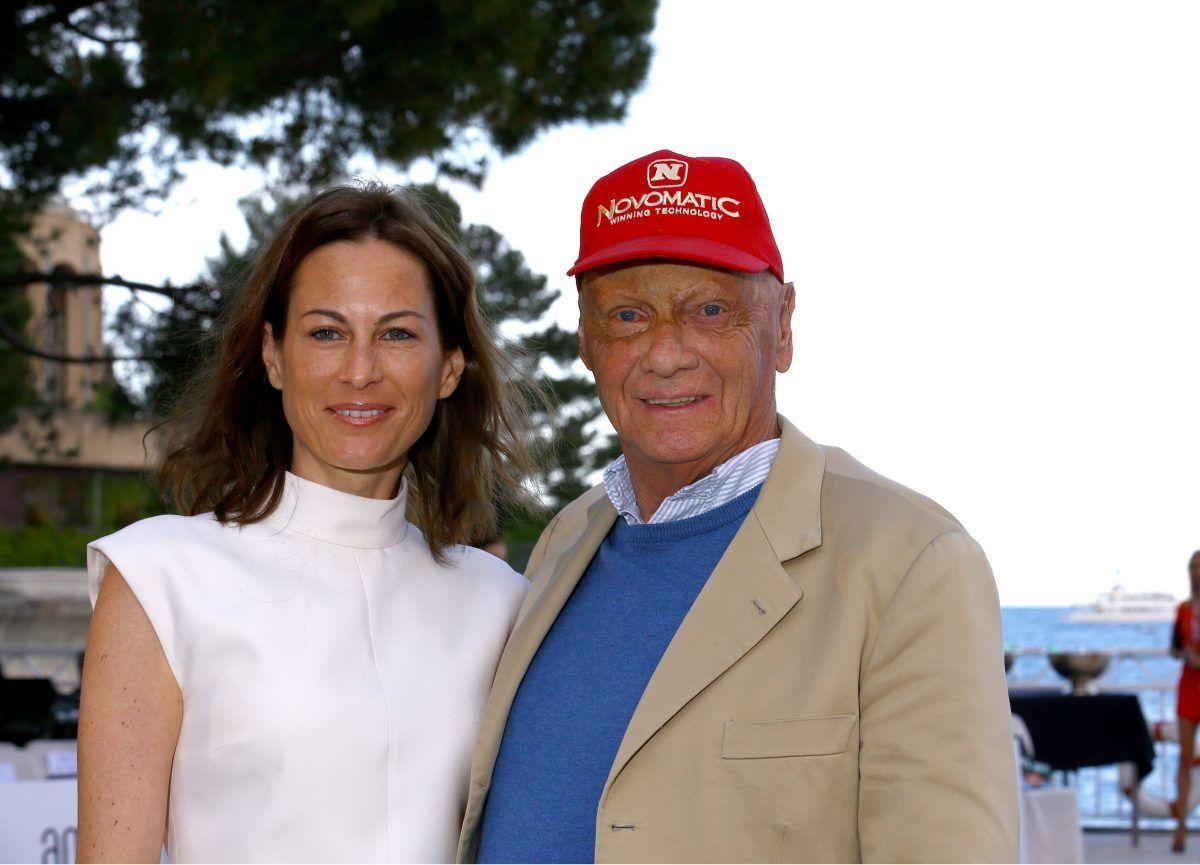 Niki Lauda Lukas Lauda