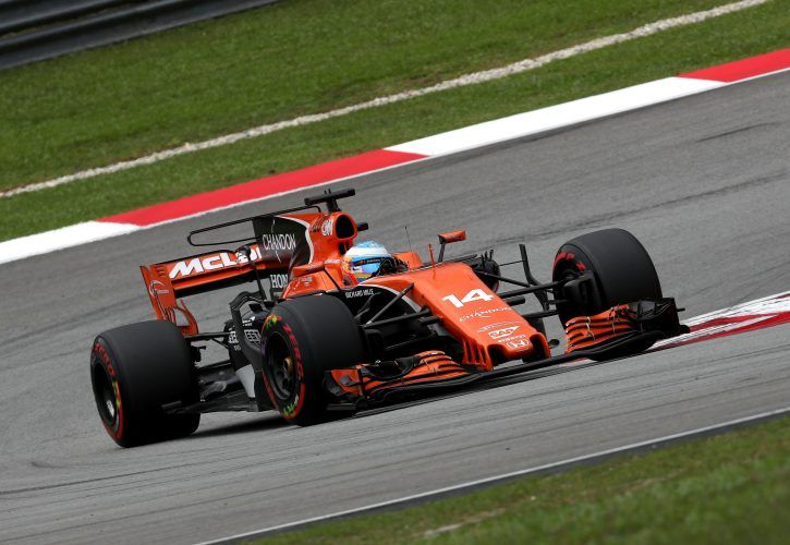 Red Bull win puts pressure on McLaren - Alonso