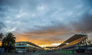 A grief-stricken city unites to welcome Formula 1