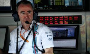 Paddy Lowe focused on bringing Williams back to the front