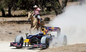 Galloping to the US Grand Prix