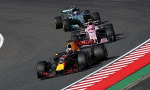 Ricciardo happy with first Suzuka podium after 'lonely' race
