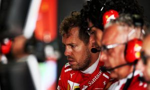 Vettel: 'I let Ferrari down in Baku!'